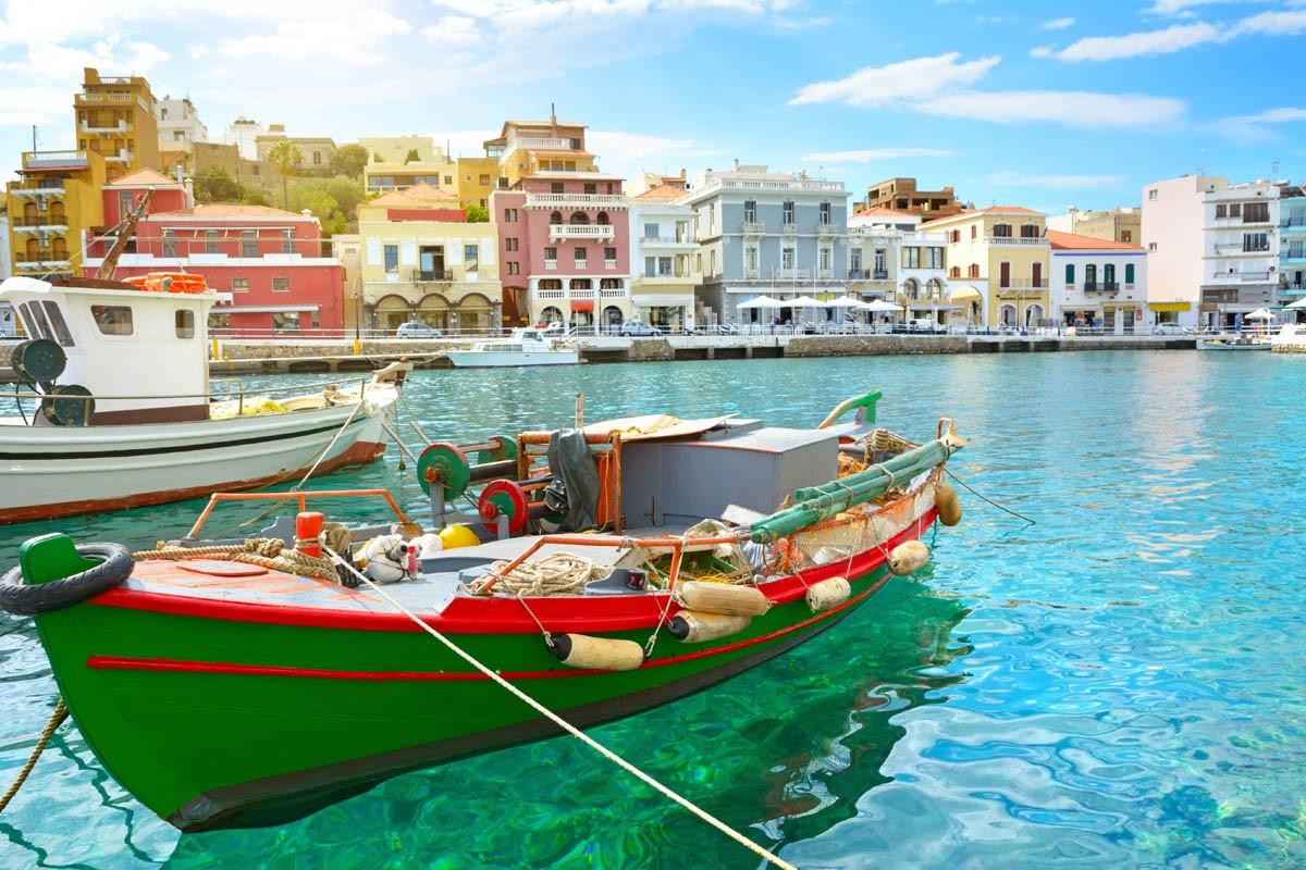 Explore magnificent East Crete (Agios Nikolaos - Elounda - Spinalonga)