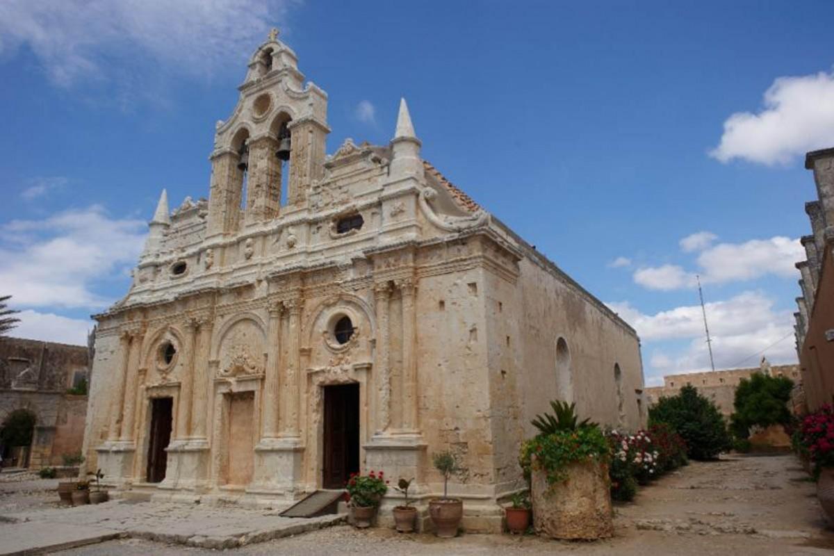 Jewels of Rethymno! (Arkadi Monastery & Rethymnon city)