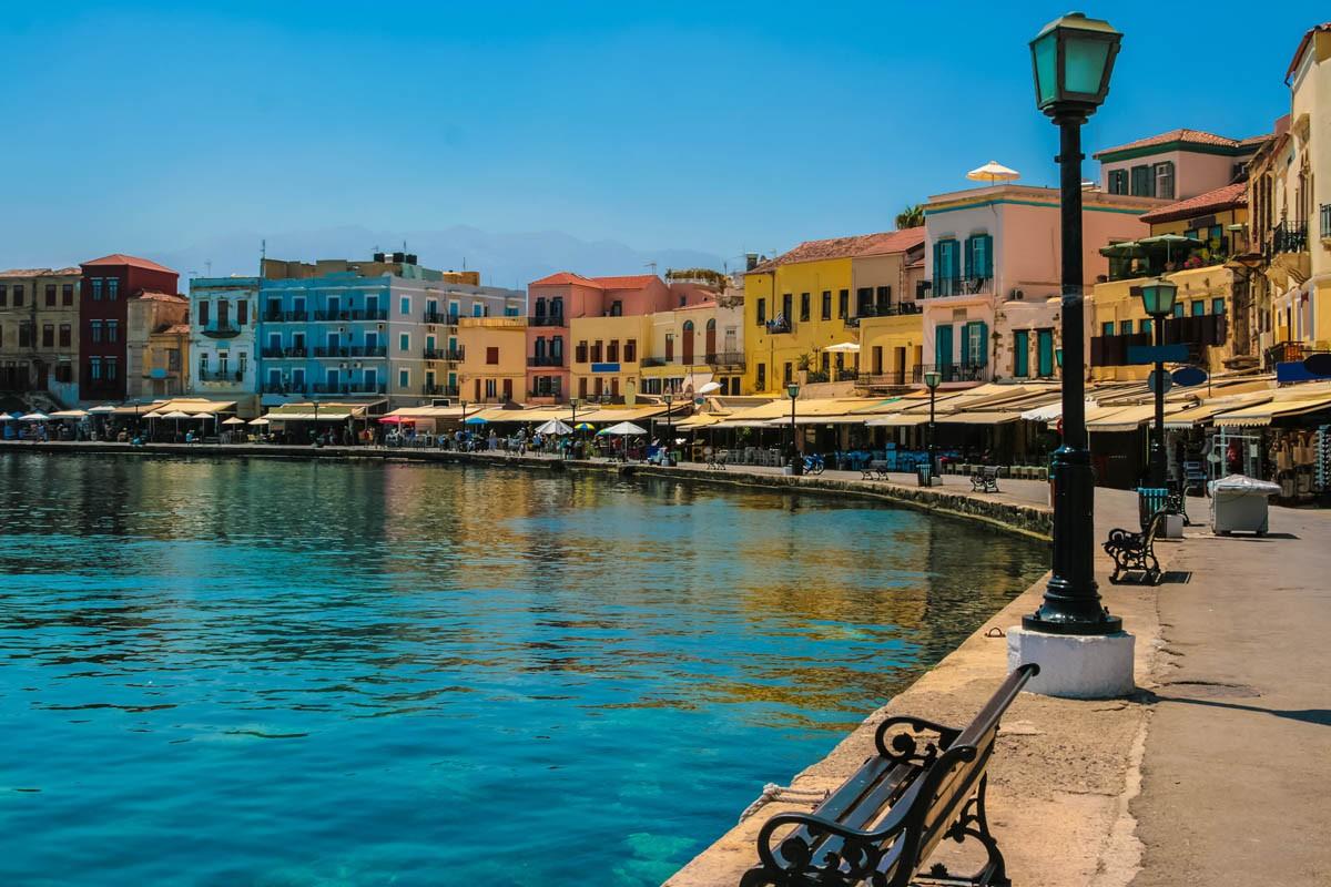Beautiful Western Crete (Fodele - Monastery of Agia Triada - Chania)